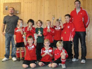 1. Platz Turnier Stephansposching